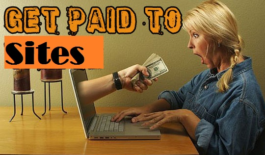 Get Paid to Sites